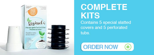 Complete kits in box