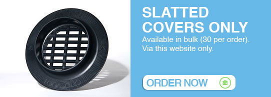 Slatted covers only